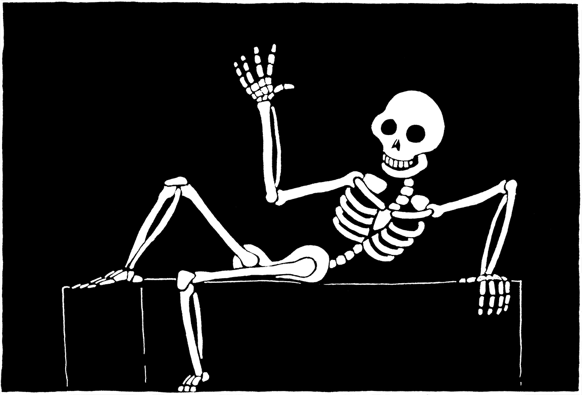 Skeleton dance ringtone